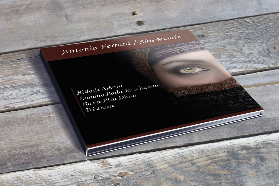 cover cd antonio ferrara