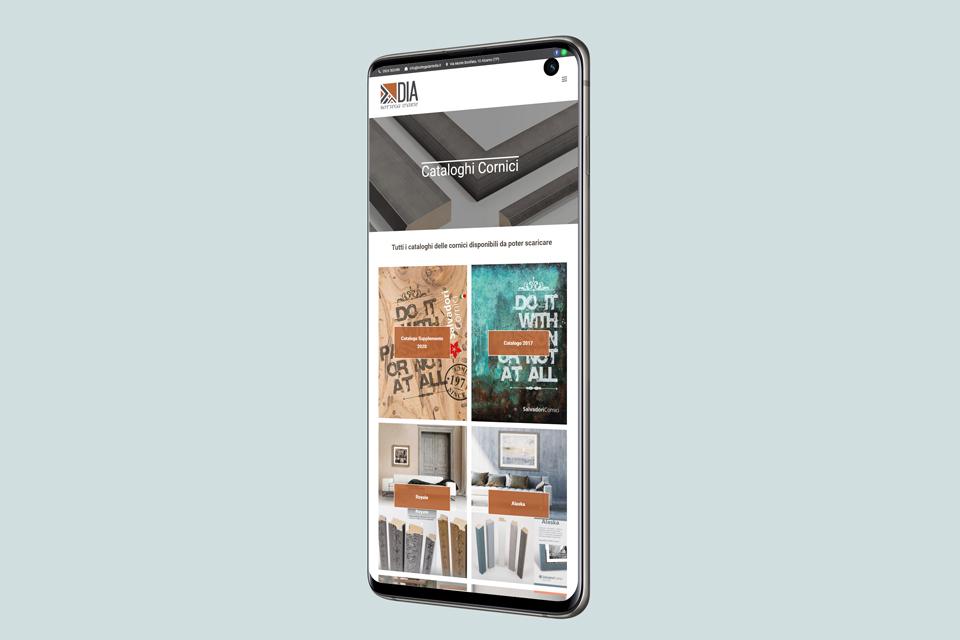 bottega d'arte dia - mobile